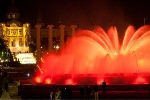 Magic Fountain Monjuich http://barcelonina.com